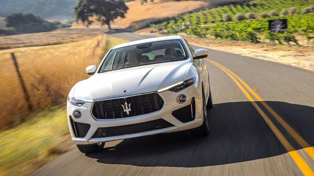 Maserati представит второй внедорожник в этом году, Спортивные автомобили