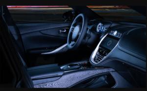 Aston-Martin DBX 'Q's Up для Женевы