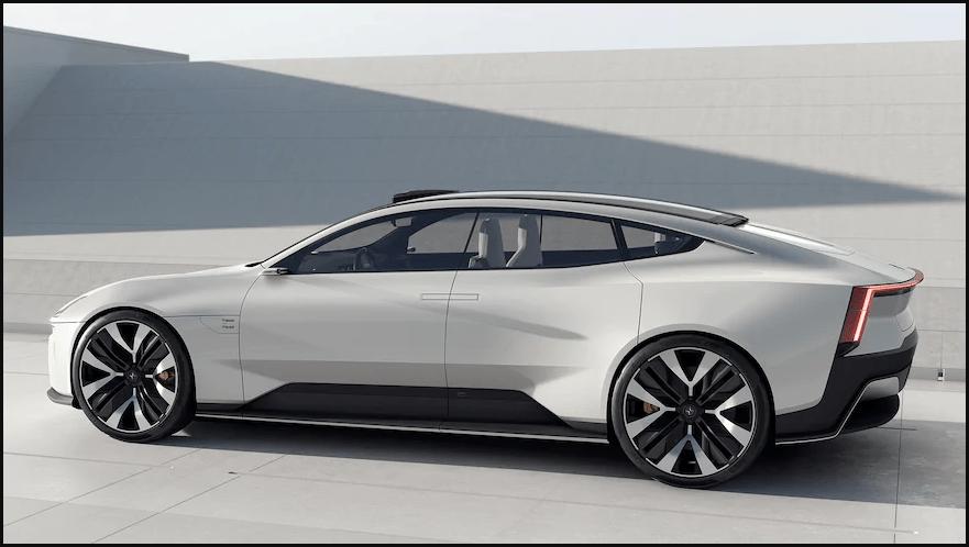 Концепция Polestar Precept выглядит остро на Женевском автосалоне, Спортивные автомобили