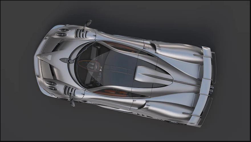 Pagani Imola — это 5,4 миллиона долларов, 827-сильный гиперкар, ориентированный на трек, Спортивные автомобили