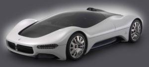 гибридным автомобилем Czinger 21C 11