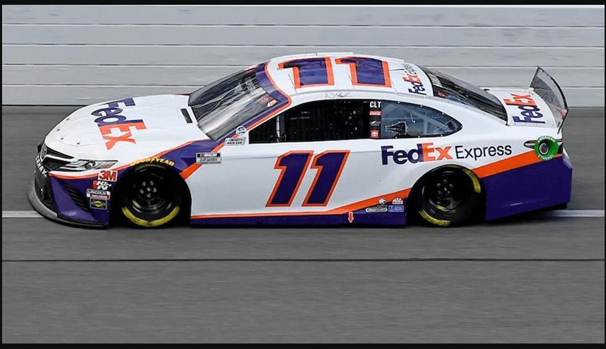 в этом году в NASCAR 4