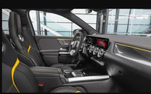 Новый 2021 Mercedes-AMG GLA45
