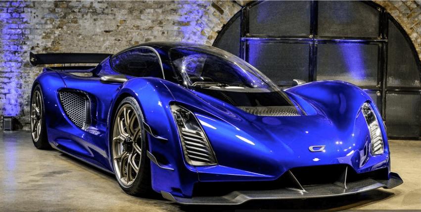 2021 гибридный гибрид Czinger 21C обещает 0-60 миль в час за 1,9 секунды, Спортивные автомобили