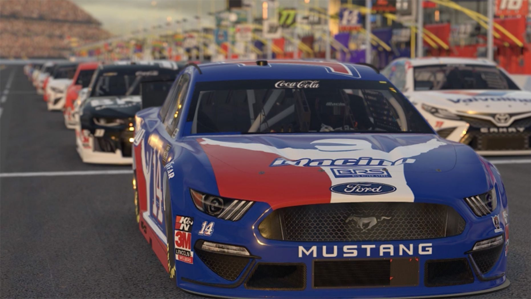 Fox Sports представит виртуальную гонку NASCAR Homestead-Miami в воскресенье после отмены коронавируса, Спортивные автомобили