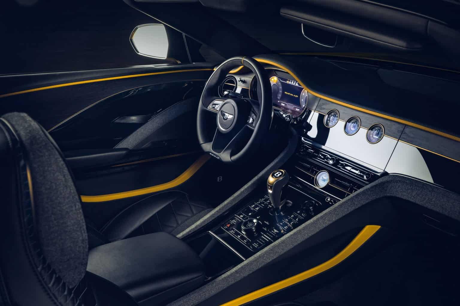 Bentley Mulliner Bacalar — суперзвезда без крыши, стоимостью 2 миллиона долларов, Спортивные автомобили