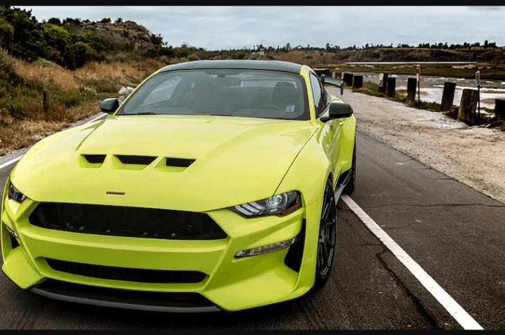 Изготовленный на заказ 800-сильный Ford Mustang доказывает, что месть сладка ... и дорога