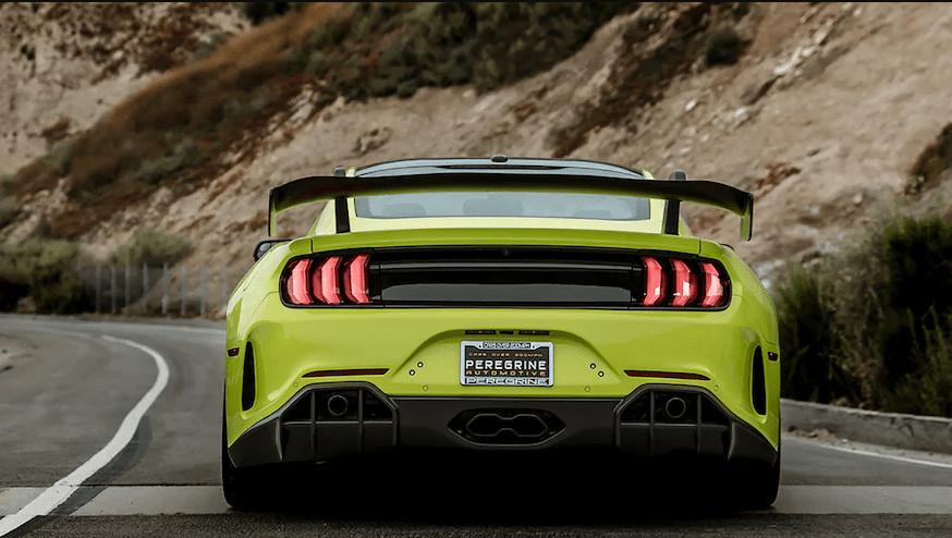 Изготовленный на заказ 800-сильный Ford Mustang доказывает, что месть сладка … и дорога, Спортивные автомобили
