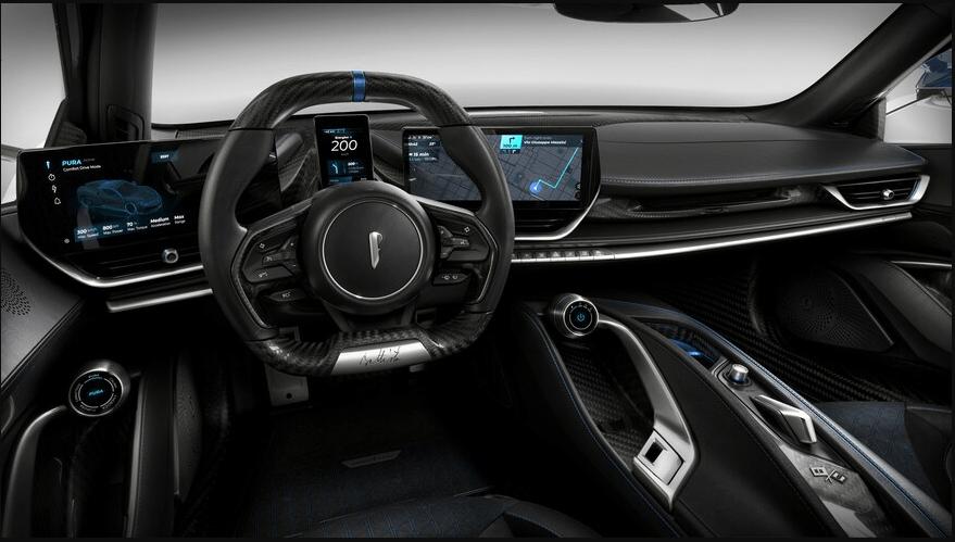 All-Electric Pininfarina Battista Anniversario — это редкий гиперкар за 2,9 миллиона долларов, Спортивные автомобили
