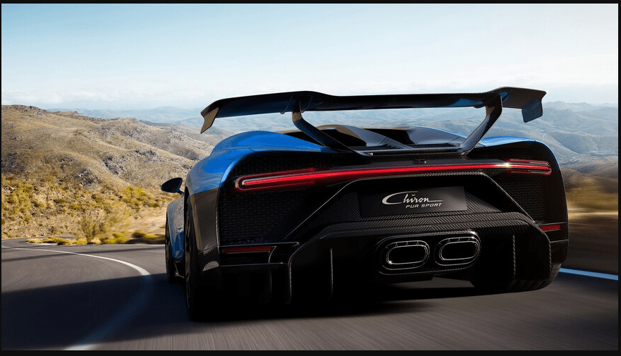 Pur Sport — ваш максимальный Bugatti Chiron, Спортивные автомобили