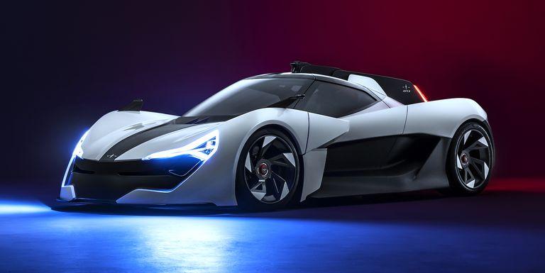 Apex AP-0 — это электрический спортивный автомобиль стоимостью 195 000 долларов, который весит меньше, чем Subaru BRZ, Спортивные автомобили